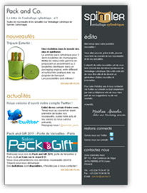 Newsletter Pack and Co.